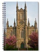 Saint Fin Barres Cathedral Cork 13 Spiral Notebook