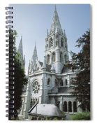 Saint Finbarres Cathedral, Cork City Spiral Notebook