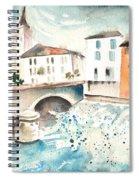 Saint Girons 02 Spiral Notebook