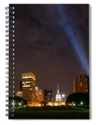 Saint Louis Lights Spiral Notebook