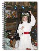 Saint Lucia Spiral Notebook