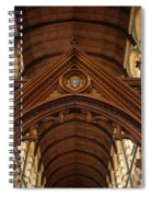 Saint Marys Church Interior 1 Spiral Notebook