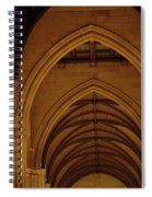 Saint Marys Church Interior 2 Spiral Notebook
