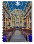 Saint Michael Spiral Notebook