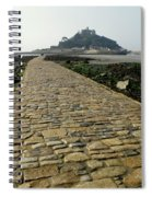 Saint Michael's Mount Spiral Notebook