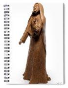 Saint Rose Philippine Duchesne Sculpture Spiral Notebook