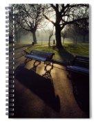 Saint Stephens Green, Dublin, Co Spiral Notebook