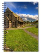 Saint Tudno Spiral Notebook