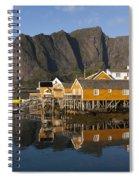 Sakrisoy Spiral Notebook