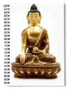Sakyamuni Buddha Spiral Notebook