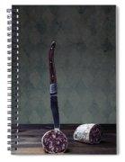 Salami Spiral Notebook