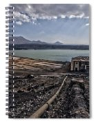 Salinas Del Janubio Spiral Notebook