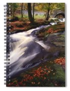 Sally Gap, County Wicklow, Ireland Spiral Notebook