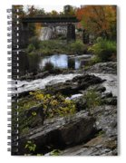 Salmon Falls Sfp Spiral Notebook