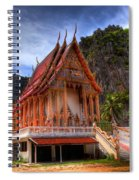 Sam Roi Yot Temple Spiral Notebook