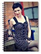 Sam1 Spiral Notebook