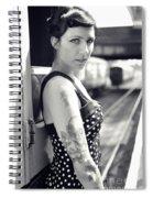 Sam13 Spiral Notebook