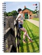 Sam15 Spiral Notebook