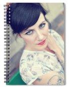 Sam17 Spiral Notebook