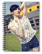 Sam18 Spiral Notebook