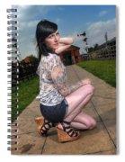 Sam19 Spiral Notebook