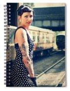 Sam5 Spiral Notebook