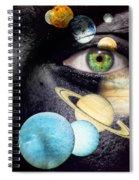 Same Universe Spiral Notebook