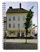 Samuel Johnson Birthplace Museum Spiral Notebook