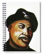 Samuel L Jackson Spiral Notebook