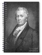 Samuel Latham Mitchill Spiral Notebook