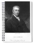 Samuel Romilly (1757-1818) Spiral Notebook