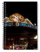 San Diego Gate Spiral Notebook