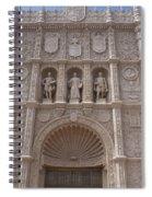 San Diego Museum Of Art Spiral Notebook