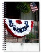 San Diego Waterfront Spiral Notebook