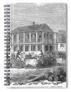San Francisco, 1850 Spiral Notebook