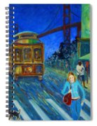 San Francisco Moments Spiral Notebook