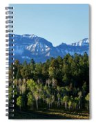 San Juans Colorado Spiral Notebook