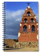 San Miguel California Spiral Notebook