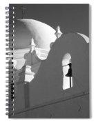 San Xavier Del Bac Spiral Notebook
