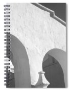 San Xavier Del Bac Mission Spiral Notebook