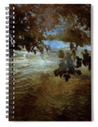 Sanctuary By The River Spiral Notebook
