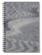 Sand Patterns 2 Spiral Notebook