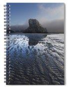 Sand Sculptures Spiral Notebook