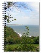 Sandown On Isle Of Wight Spiral Notebook