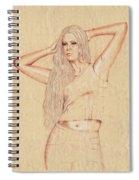Sandra Spiral Notebook