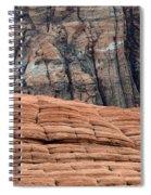Sandstone Ballet Spiral Notebook