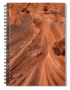 Sandstone Waves Little Finland Spiral Notebook