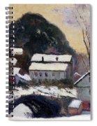 Sandviken Norway Spiral Notebook