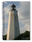 Sandy Hook Lighthouse 2 Spiral Notebook