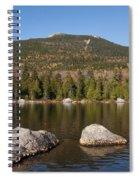 Sandy Stream Fall Spiral Notebook